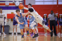 Gallery: Boys Basketball Mount Rainier @ Skyview